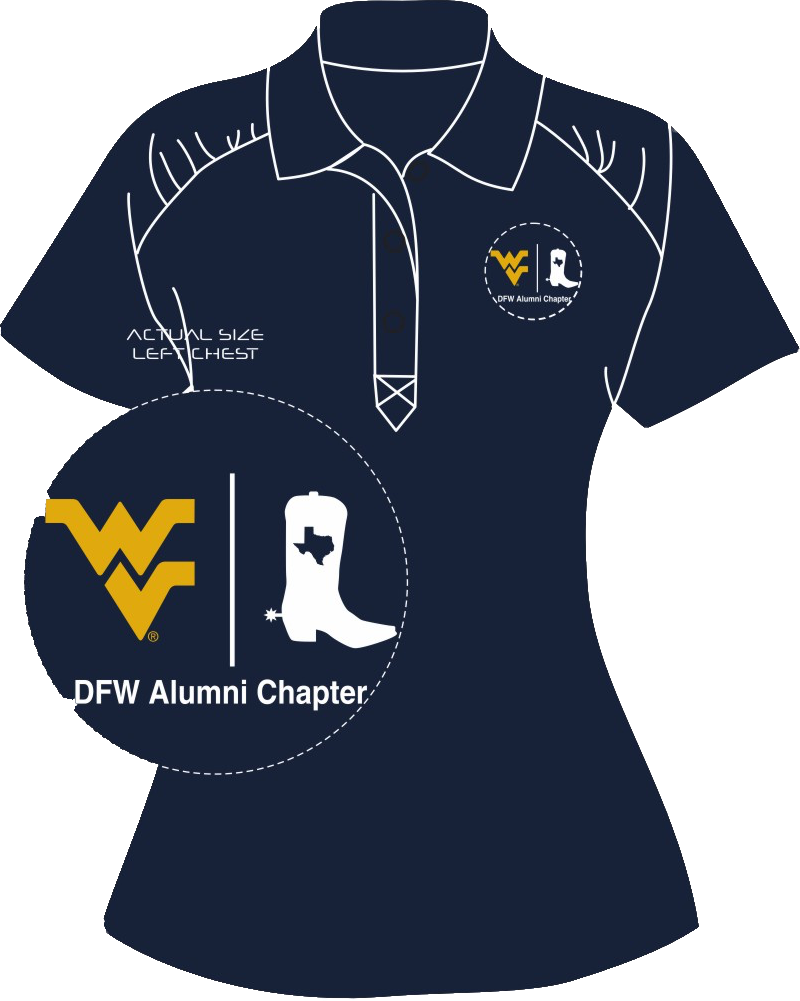 DFW Mountaineers Ladies' Polo