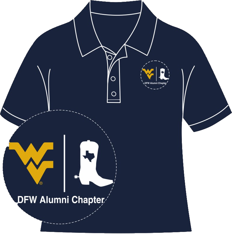 DFW Mountaineers Men's Polo